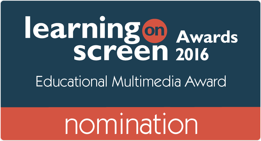 Educational Multimedia Award Nominee