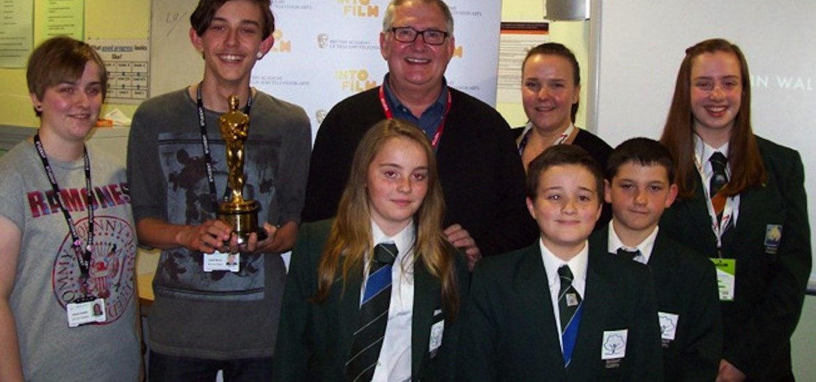 Martin Walsh visits Stockport Academy, Manchester