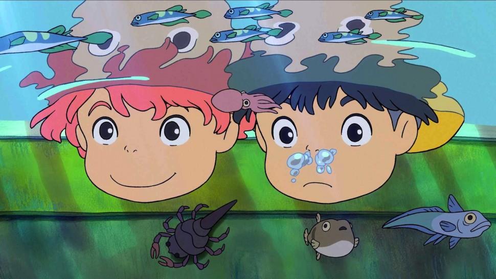 Ponyo Header Image