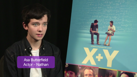 X and Y Interviews - Asa Butterfield