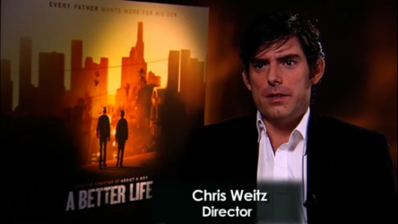 Chris Weitz Interview