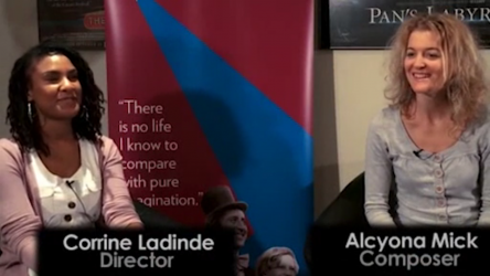 Ernesto Interview - Director Corinne Ladinde and Composer Alcyona Mick