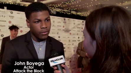 BIFA red carpet interviews 2011
