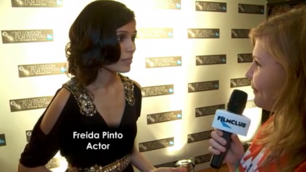 Miral Red Carpet Interviews