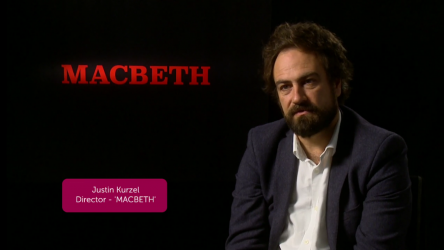 Justin Kurzel Macbeth Interview