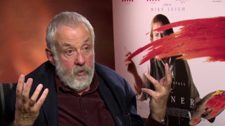 Mr Turner - Mike Leigh Interview