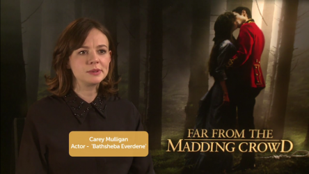 Far From the Madding Crowd interviews