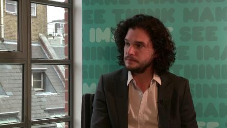 Kit Harrington Interview