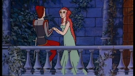 Romeo and Juliet The Animated Tales of Shakespeare