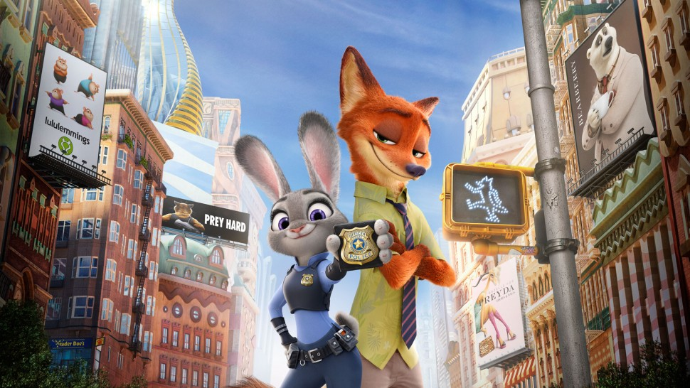Still from Zootropolis (2016)