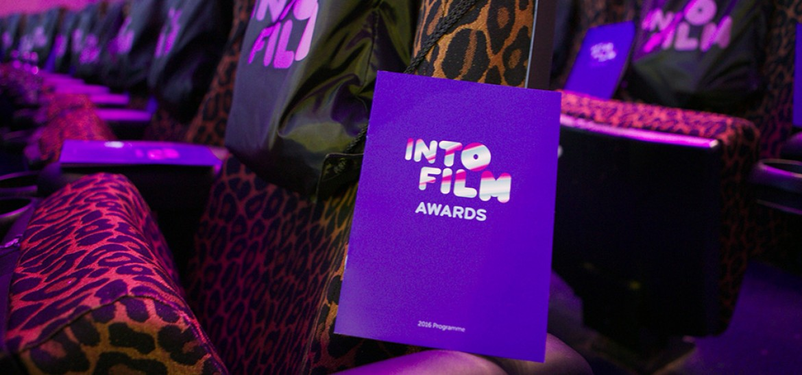 Into Film Awards 2016 auditorium