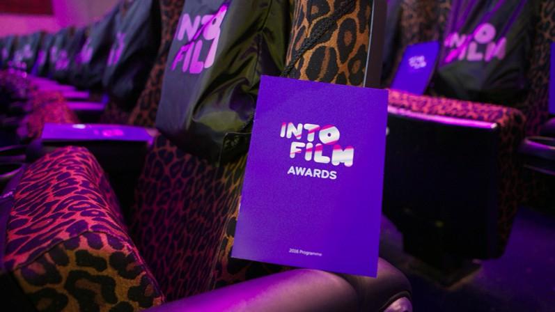 Into Film Awards 2016 auditorium