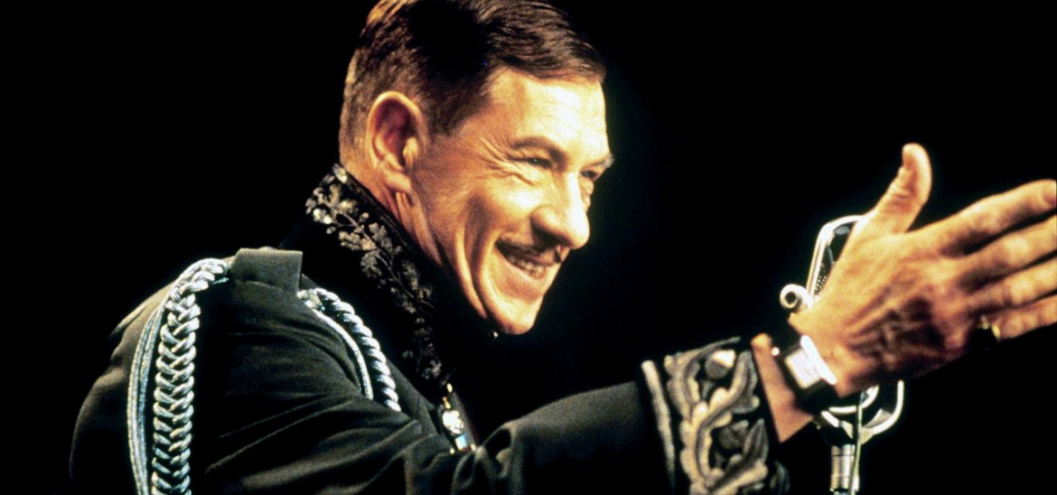 Sir Ian McKellen in Richard III
