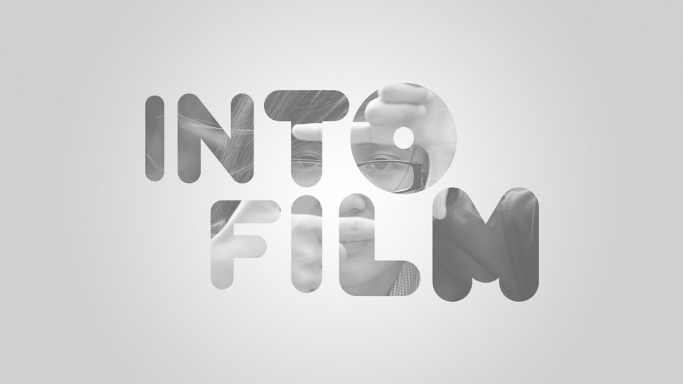 Into Film Holding Image