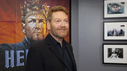 Kenneth Branagh - Shakespeare Q&A in Belfast