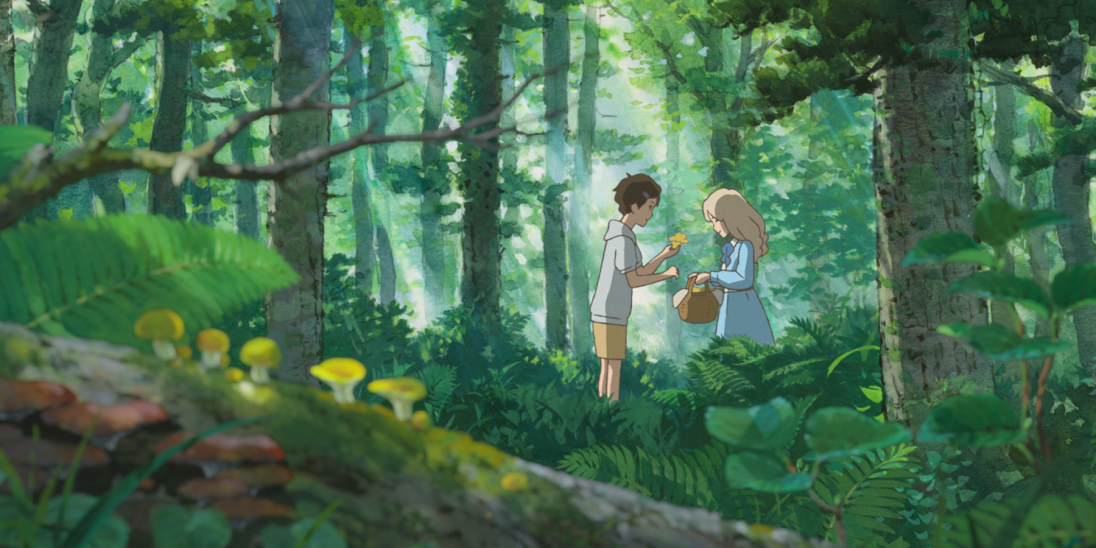 film still When Marnie Was There