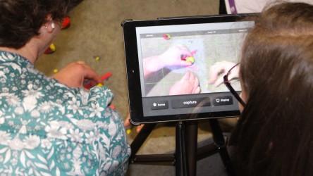 Raising Literacy Attainment Through Film - iPad