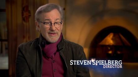 Steven Spielberg talks through his new film and Roald Dahl's best book The