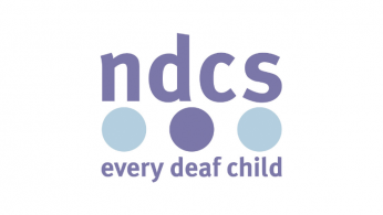 NDCS National Deaf Logo