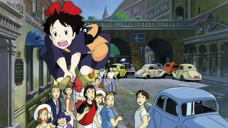 Kiki's Delivery Service: Film Guide