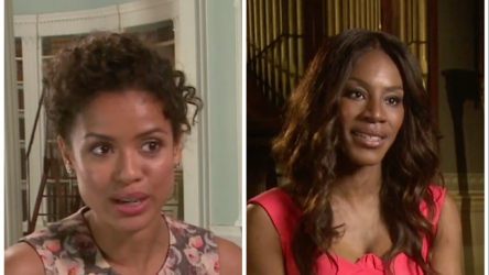 Interview with Gugu Mbatha-Raw and Amma Asante