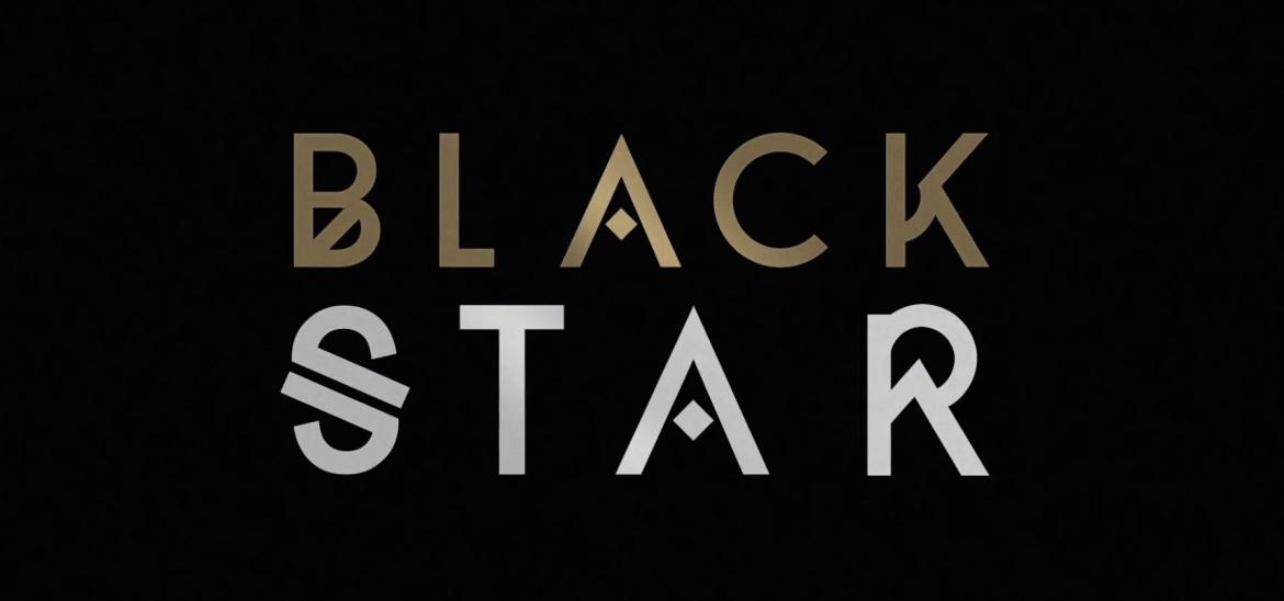 BFI Black Star Logo (Black)
