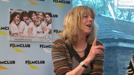 Novelist and screenwriter Deborah Moggach talks about the universal themes