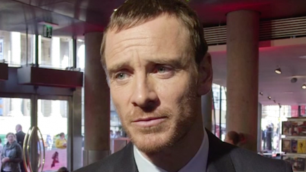 Macbeth UK premiere with Michael Fassbender