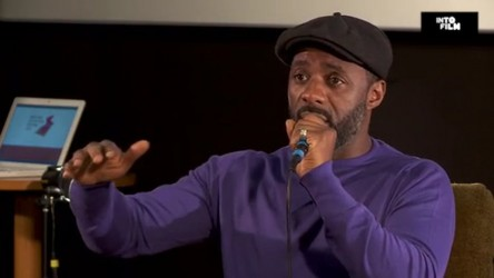 Hackney resident Idris Elba returned to his roots at Hackney Picturehouse f