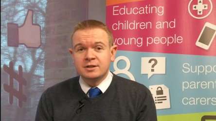 Gareth Cort from Childnet joined us for Safer Internet Day 2014 to explore