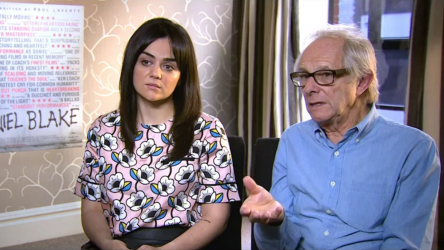 I, Daniel Blake Interview - Ken Loach and Hayley Squires