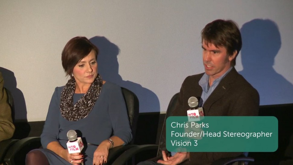 Explore 3D technology and its uses with Chris Parks, head stereographer at