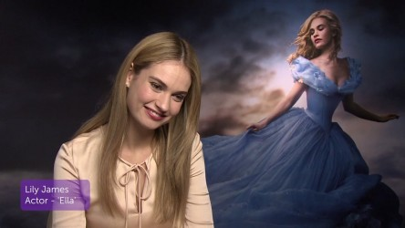 A live-action adaptation of one of Disney's best-loved animations, Cinderel