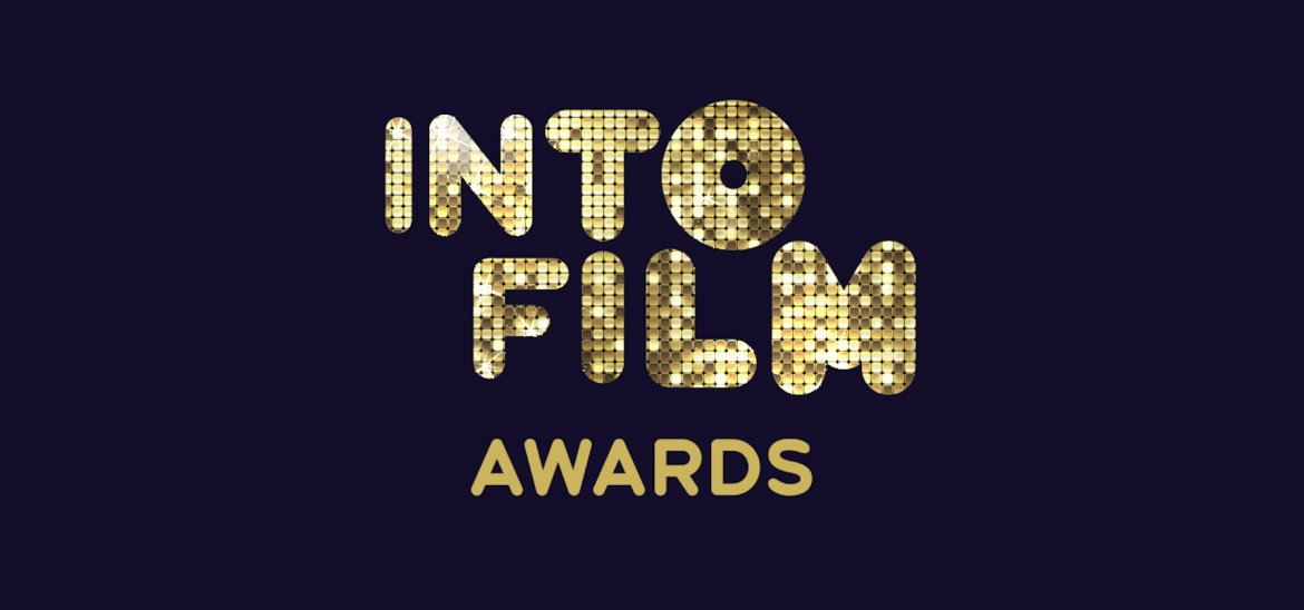 Into Film Awards logo gold