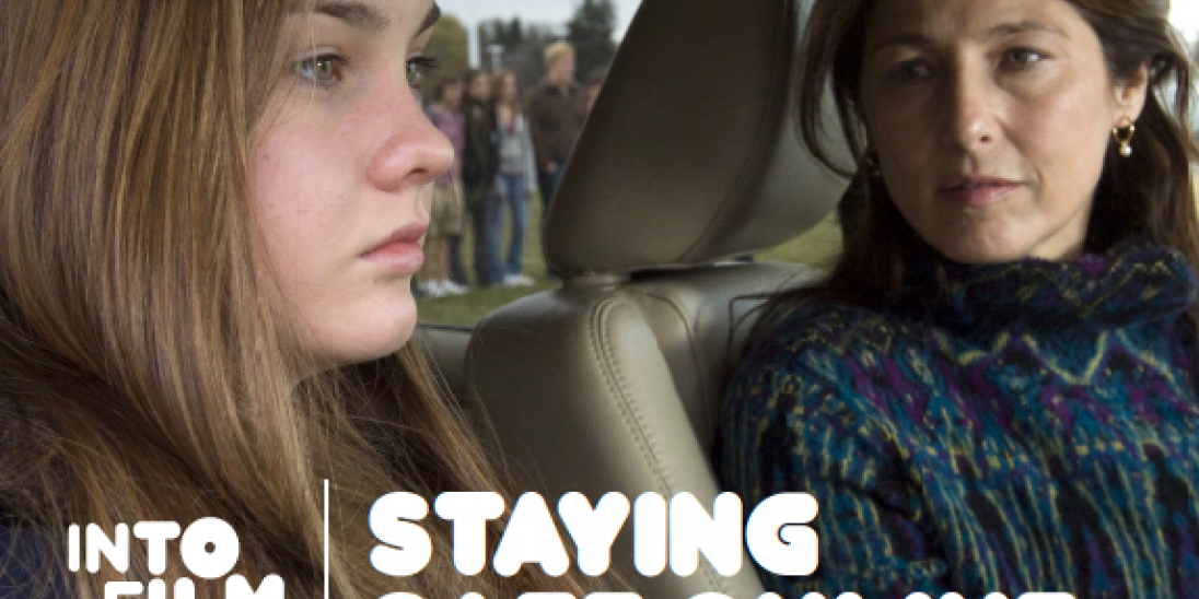 Cover image for Staying Safe Online 16+ resource