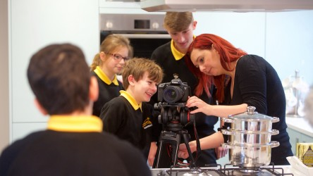 Filmmaking in Classroom