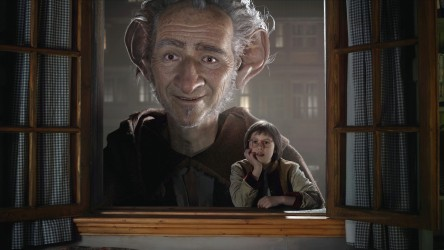 The BFG window still