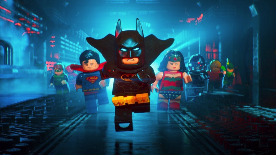 The LEGO® Batman Movie © WARNER BROS. ALL RIGHTS RESERVED.