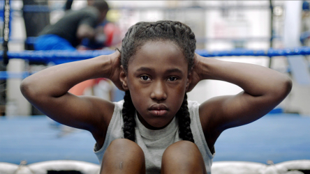 The Fits film still