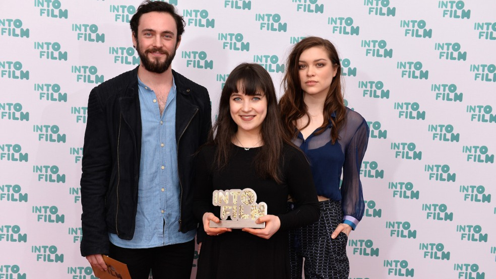Space Coffee, Into Film: Into Space & Home winner with George Blagden and S