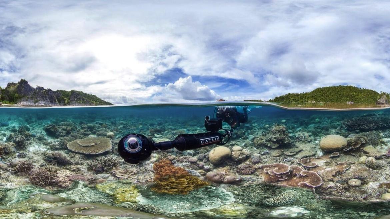 Chasing Coral (camera)