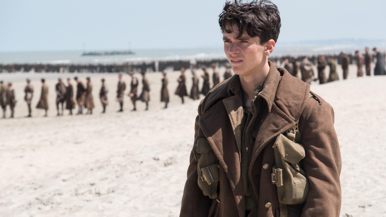 Dunkirk 2017 film still