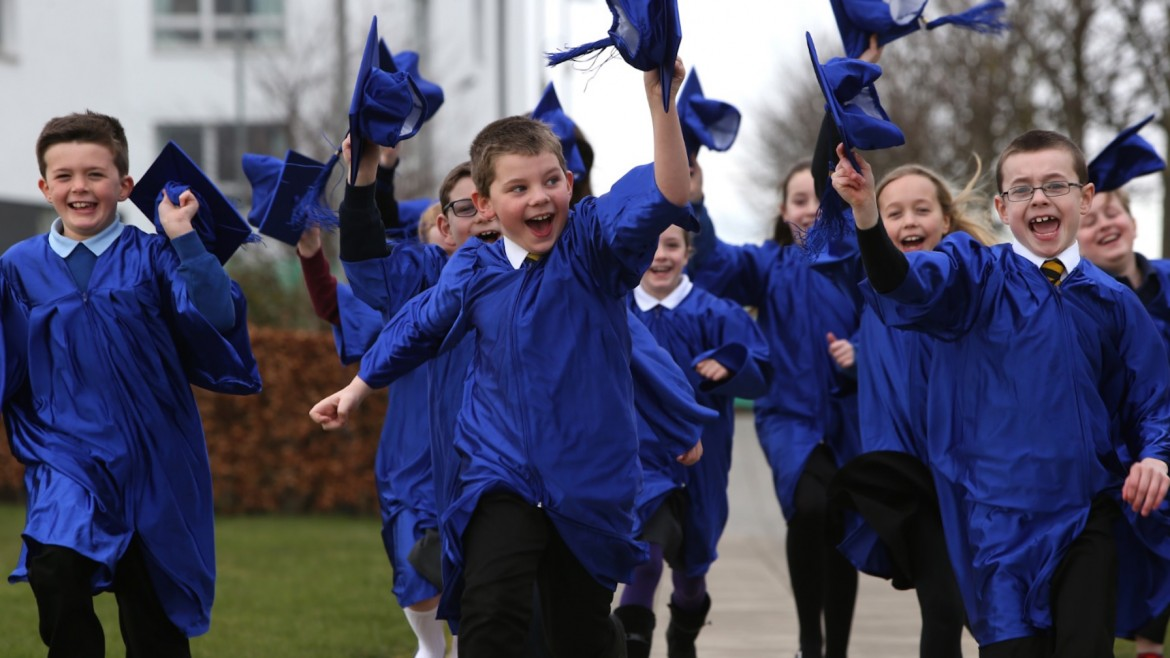 Children's University Scotland Graduates