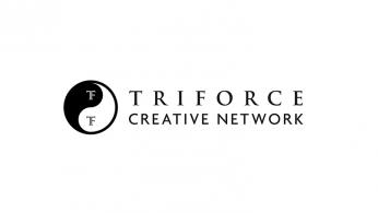Triforce Creative Network Festival logo partner