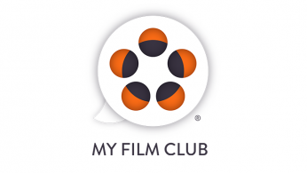 Stike Media My Film Club RS festival partner logo