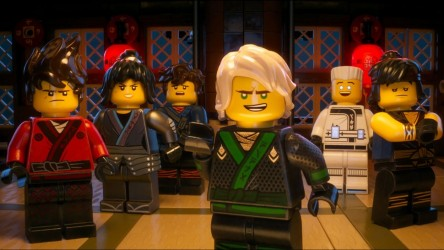 LEGO NINJAGO MOVIE film still resources page
