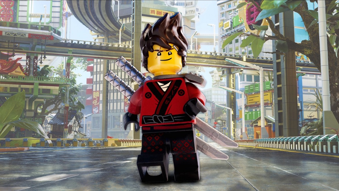 The LEGO® NINJAGO® Movie (Kai)