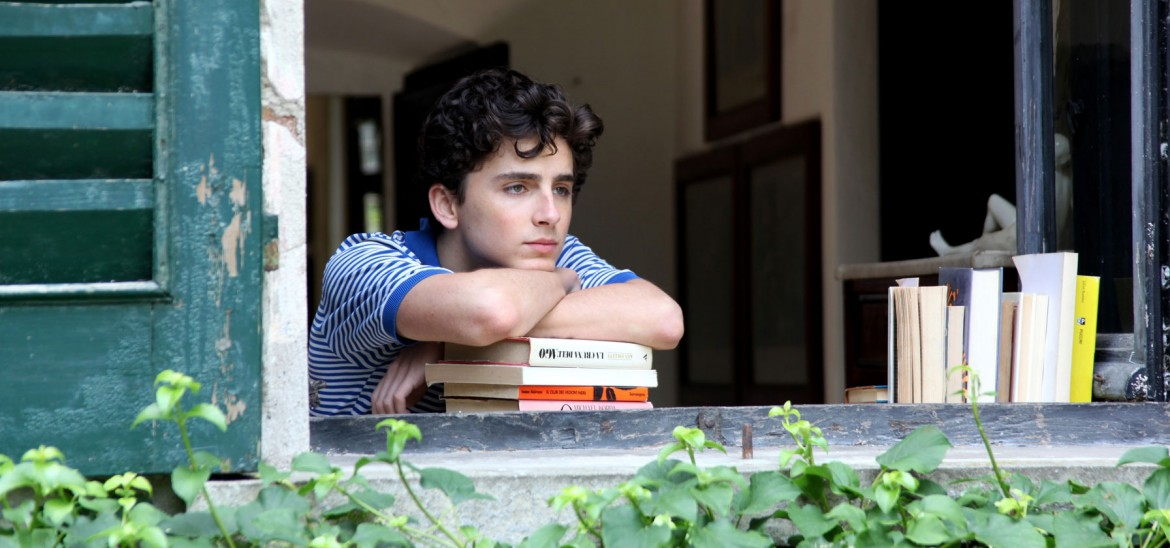 Call Me By Your Name (window)