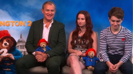 Paddington Cast Interview