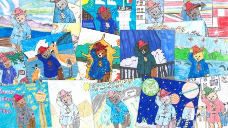 Paddington 2 competition entries